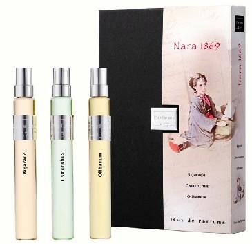 Il gioco delle essenze di Parfums 137