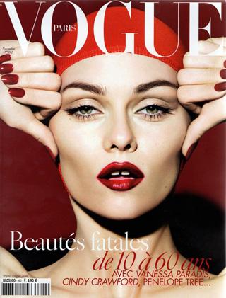 Vogue France n°892 – Novembre '08