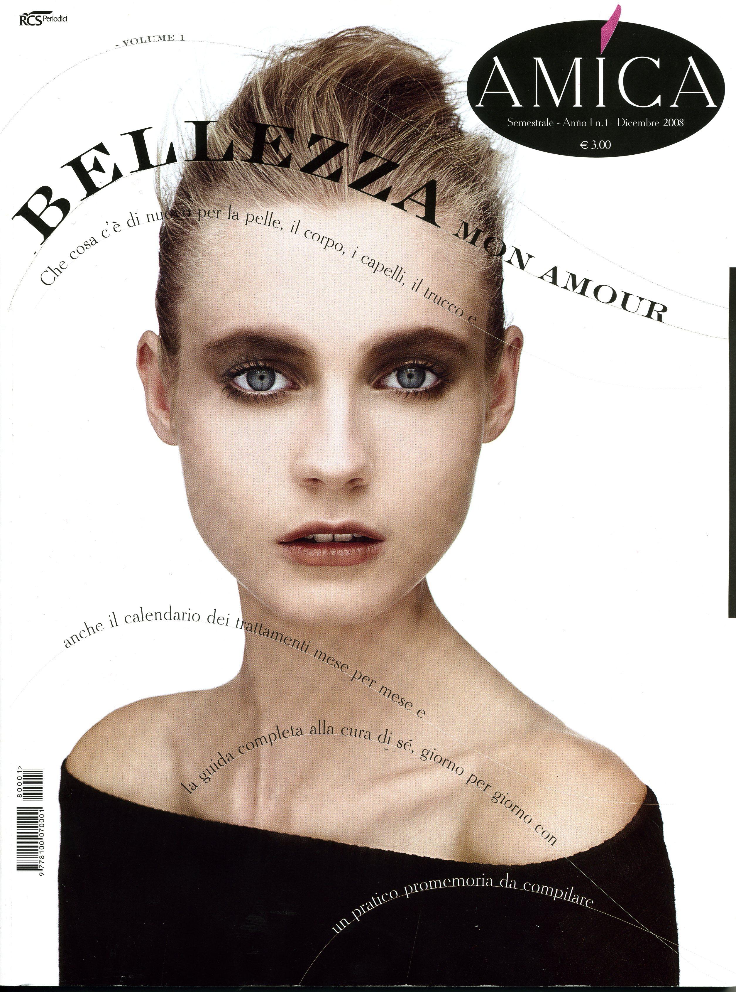 Amica Bellezza n°1 – Dicembre '08