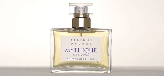 Mythique, la nuova fragranza di Parfums DelRae