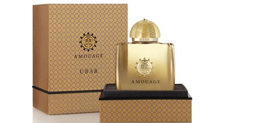 Ubar, l'oriente prezioso di Amouage