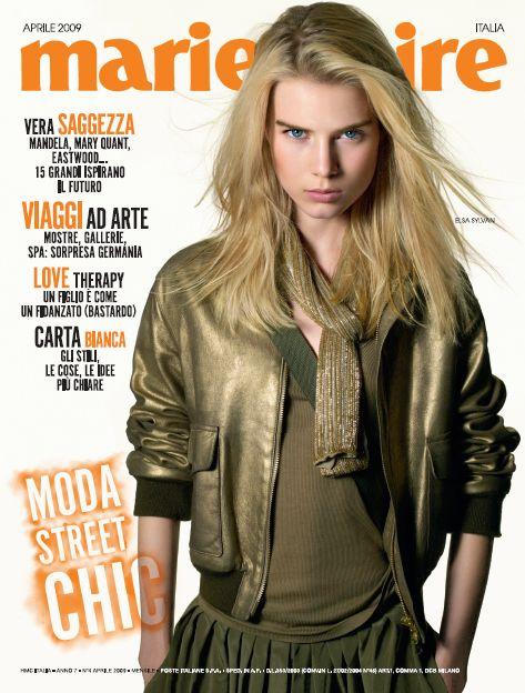 MarieClaire Italia n°4 – Aprile '09