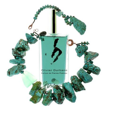 Turquoise, la nuova fragranza di Olivier Durbano