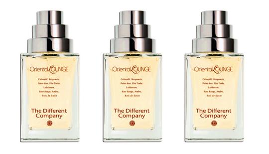 Oriental Lounge, la nuova fragranza di Céline Ellena per The Different Company