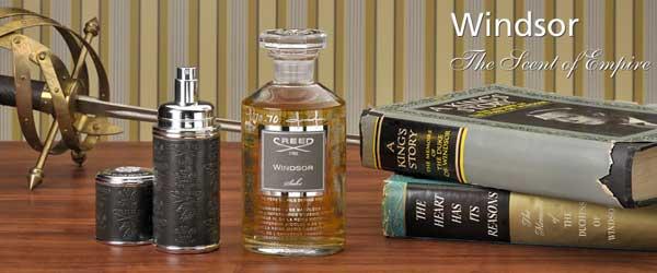 Creed Windsor il profumo di un impero