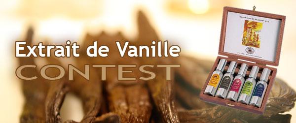 Extrait de Vanille Contest. Siete pronti a partecipare al primo contest del 2010?