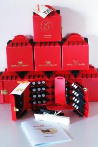 Idea regalo per San Valentino. Il kit Olfactorium di Mouillettes & Co.