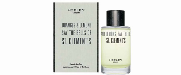 Heeley presenta Oranges and Lemons, Say the bells of St. Clement's
