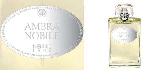 Estroverso e Ambra Nobile, le nuove fragranze di Nobile 1942