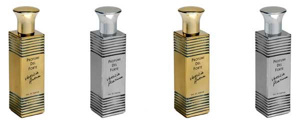 Aurum e Platinum, metalli preziosi per raccontare il profumo della Versilia