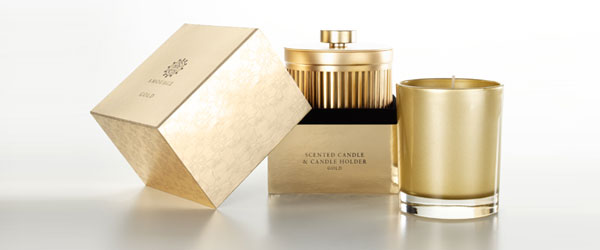 Gold Candle. Il profumo luminoso di Amouage