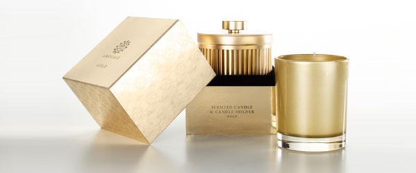 Gold Candle. Il profumo luminoso di Amouage