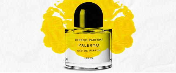 Palermo ispira Byredo