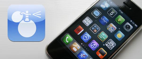 iPerfumer, l'applicazione profumata per iPhone