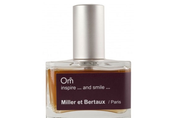 OM, la nuova fragranza di Miller et Bertaux. Inspira e sorridi!