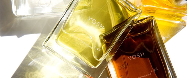 Pitti Fragranze 8 presenta i profumi spirituali di Yosh