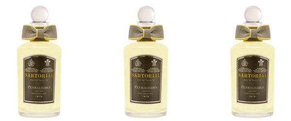 Sartorial direttamente da Savile Row la nuova fragranza di Penhaligon's