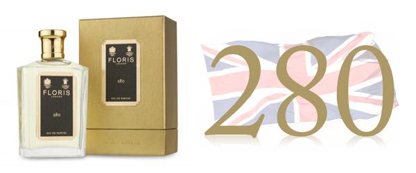 280 volte Floris London per festeggiare un compleanno speciale