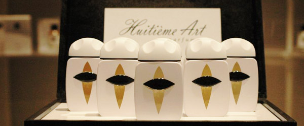 Pierre Guillaume presenta Huitième Art Parfums (Video)