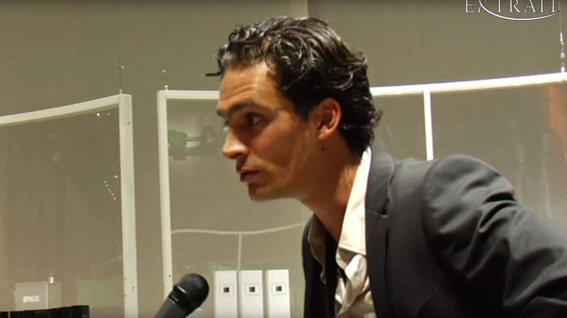 Huitième Art Parfums con Pierre Guillaume