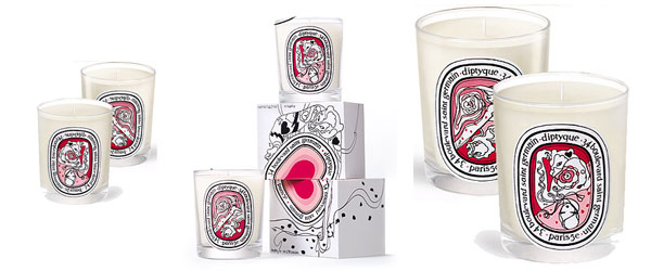 Il regalo perfetto per San Valentino: le candele RosEros di Diptyque