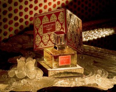 Nel Salotto Bucciardini, in esclusiva per Firenze: AmorVero e Vero.Profumo