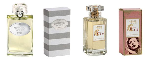 Nobile 1942 presenta le nuove fragranze artigianali Muschio Nobile e Chypre 1942 e un nuovo progetto top secret
