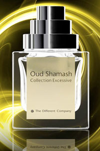Oud Shamash di The Different Company. Il sole splende sul regno dell'Oud