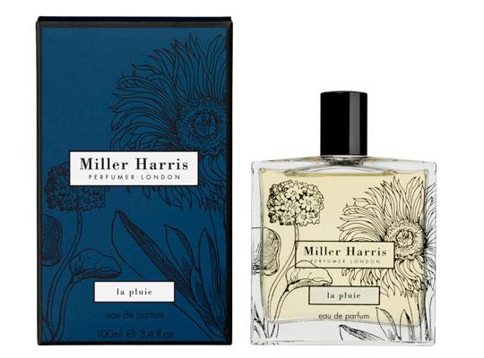 La Pluie e La Fumee. I profumi di Miller Harris dal cuore umido e l'animo ardente