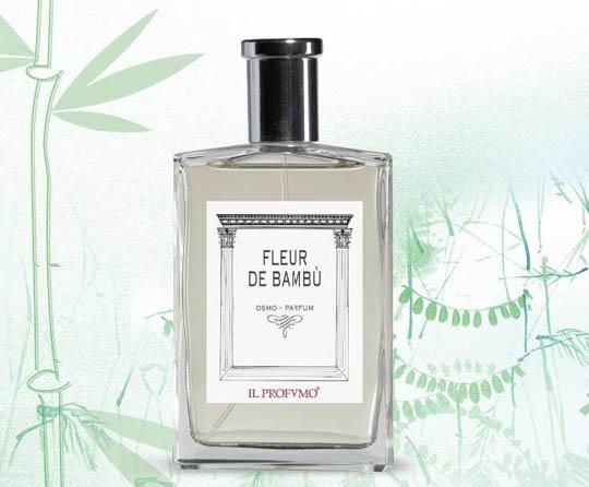 Fleur de Bambù e Santal Rouge. Due nuovi osmoparfum de Il Profvmo