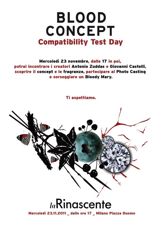 Scopri la tua identità olfattiva con i Compatibility Test di Blood
