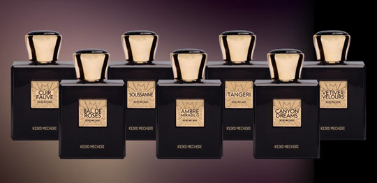 Bespoke Collection. Le sette fragranze per happy few di Keiko Mecheri