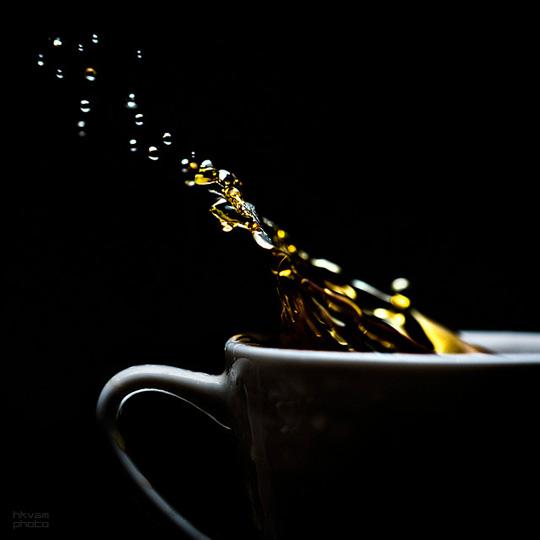 Il profumo del tè, il sapore di una fragranza