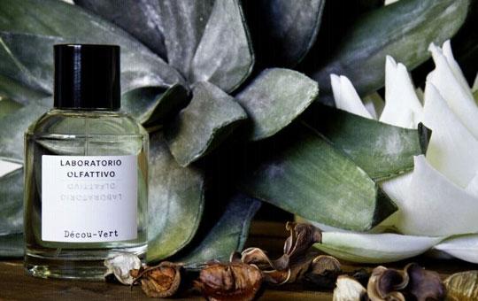 """Décou-Vert e Noblige, i profumi del """"nuovo inizio"""" di Laboratorio Olfattivo"""