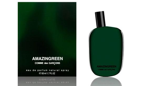 Amazingreen. L'esplosione verde di Comme des Garcons