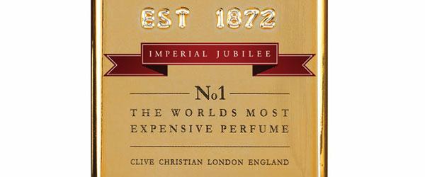 N°1 Imperial Jubilee. Clive Christian celebra il Diamond Jubilee con due creazioni a tiratura limitata