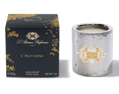 La Collezione Grasse. L'Artisan Parfumeur accende l'autunno e l'inverno