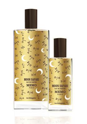 Moon Safari. La nuova fragranza di Memo è stregata dalla luna.