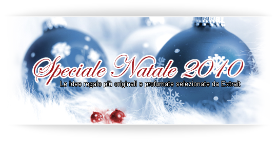 Speciale Regali Natale 2010: i Samples Set, un'idea regalo per tutti.