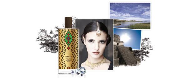 Manoa, la nuova creazione di Memo profuma di opoponax e luccica d'oro