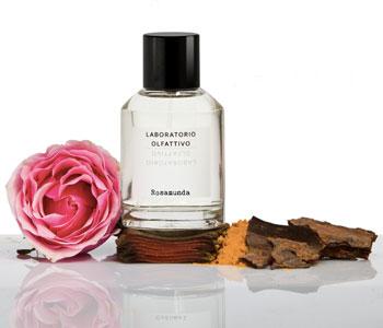 Rosamunda. La prima rosa di Laboratorio Olfattivo