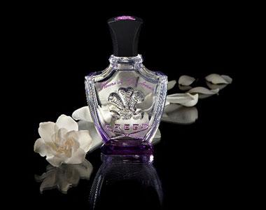 Fleurs de Gardenia. Creed e il profumo dell'innocenza.