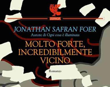 La Liturgie des Heures (Jovoy) in Molto forte, incredibilmente vicino (Jonathan Safran Foer)