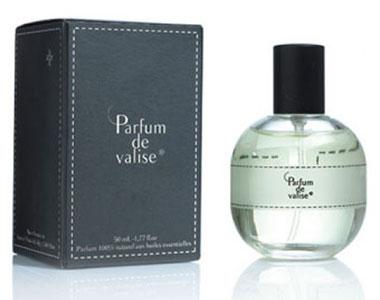 Parfum de Valise, il bagaglio viaggia profumato