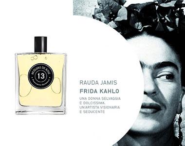 Brulure de Rose (Parfumerie Generale) in Frida Kahlo (Rauda Jamis)
