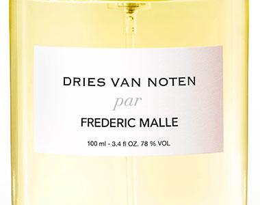 Il genio creativo di Dries Van Noten diventa un profumo di Editions de Parfums