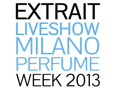 Solo gli Eventi e i Brand più esclusivi di Milano nel Live Show di Extrait