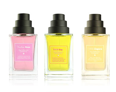 Kâshân Rose, South Bay e White Zagora. Le nuove Cologne di The Different Company