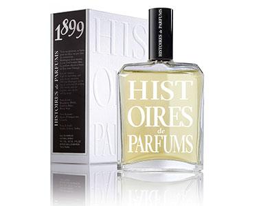 1899. Ernest Hemingway entra nella biblioteca di Histoires de Parfums