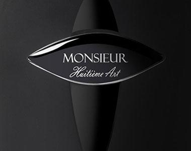 Monsieur, il maschile ultralegnoso di Huitième Art Parfums